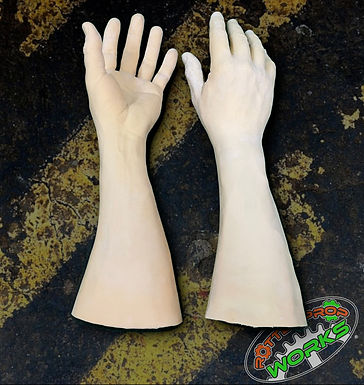 Male Hands - 1 Pair