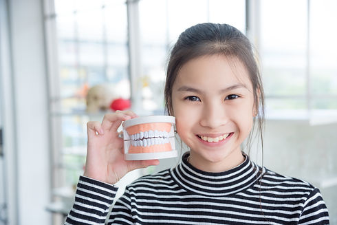 Girl with teeth model.jpg
