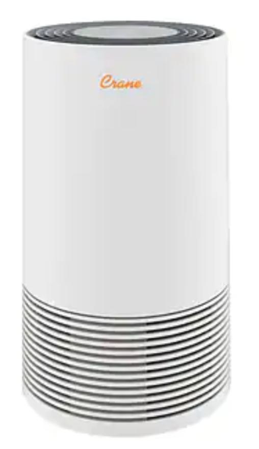 HEPA UV air purifier