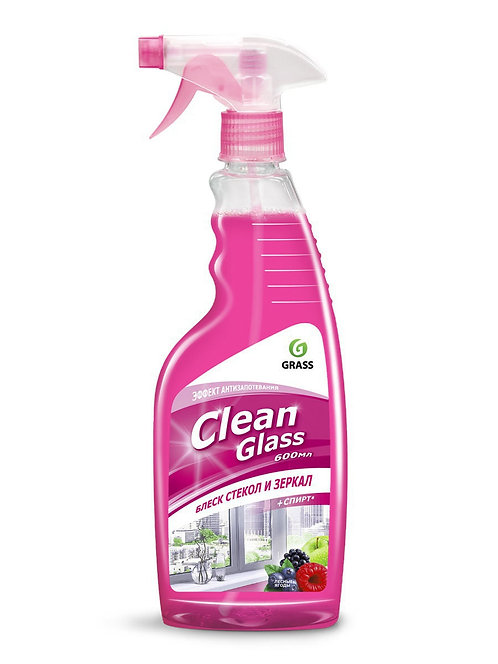 Clean Glass «Fructe de pădure» (600 ml)