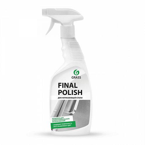 Soluție pentru lustruire oțel inoxidabil  «FINAL POLISH» (600 ml)