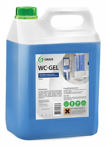 """Гель для туалета """"WC GEL"""" (5 кг)"""