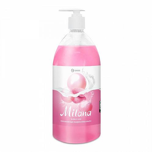 """Жидкое крем-мыло """"MILANA"""" Fruit bubbles (1 л)"""