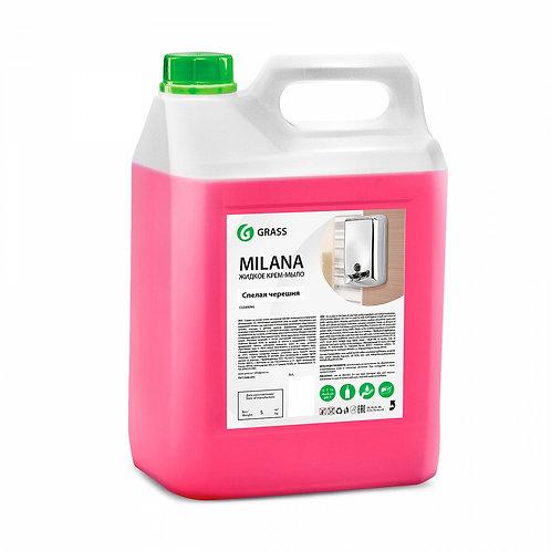 Săpun lichid Milana «Cireșe» (5 Kg)