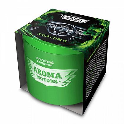 Ароматизатор гелевый «Aroma Motors» JUICE CITRUS (100мл)