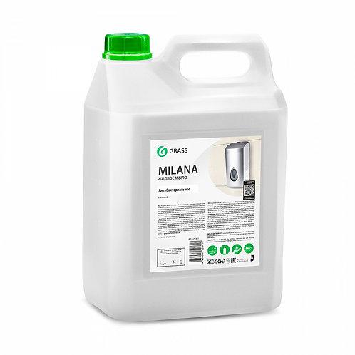 """Жидкое мыло """"MILANA"""" Антибактериал (5 кг)"""