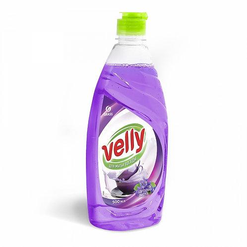 "Гель для мытья посуды ""VELLY"" Бархатная Фиалка (500 мл)"