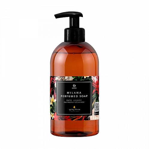 Săpun parfumat MILANA «Spring Bloom» (300 ml)