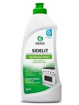 """Чистящий крем для кухни и ванной комнаты """"Sidelit"""" (флакон 500 мл)"""
