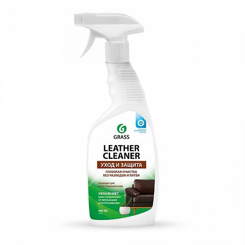 Soluție pentru curățarea pielii «Leather Cleaner» (600 ml)