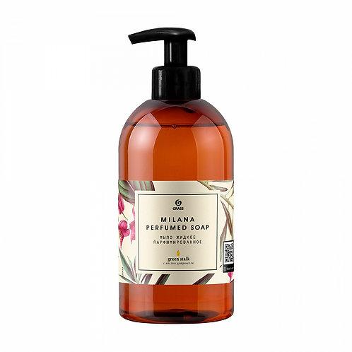 MILANA Parfumed Soap «Green Stalk» (300 ml)