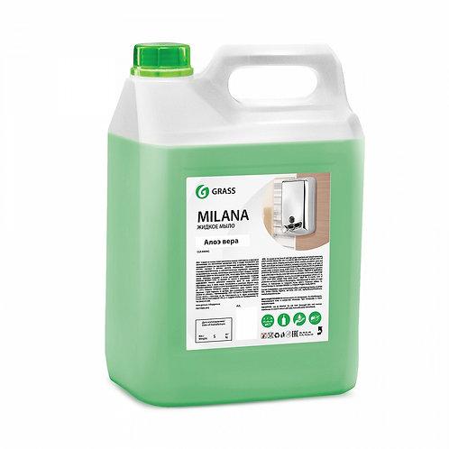 Săpun lichid Milana «Aloe Vera» (5 Kg)