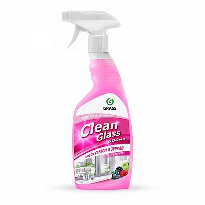 """Чистящее средство для стекол """"Clean Glass"""" лесные ягоды (флакон 600мл)"""