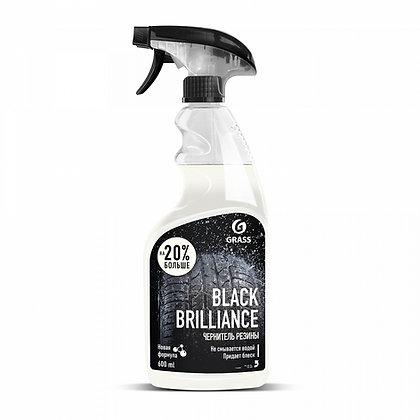 """Полироль чернитель шин """"Black brilliance"""" (флакон 600 мл)"""