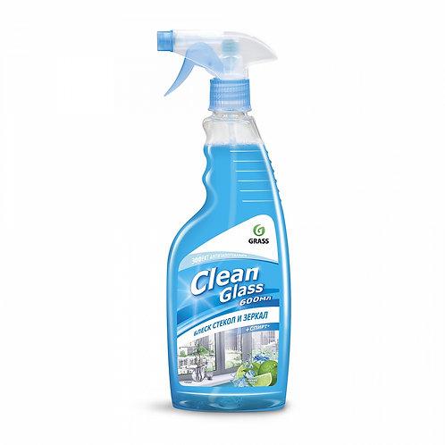 "Средство для стекла ""Clean Glass"" Голубая лагуна (600 мл)"