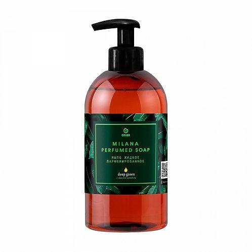 Săpun parfumat MILANA «Green Deep» (300 ml)
