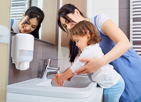 Global Handwashing Day: Get the most (language) out of washing your hands