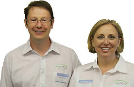 Karra, Chris and Kerry from startcarpetc