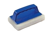 Non Abrasive Scourer Pad with Handle