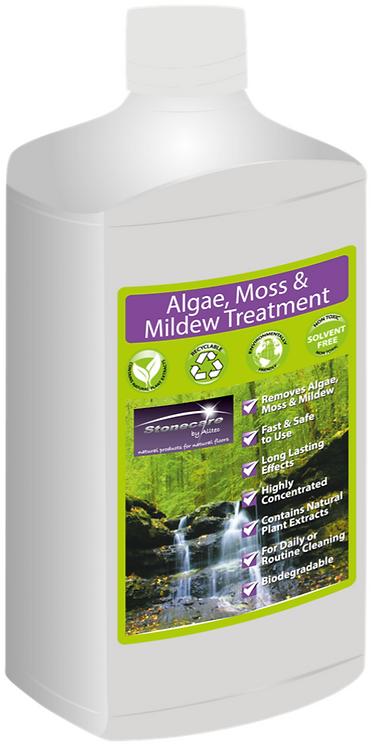 Algae, Moss & Mildew Treatment