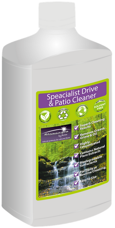 Specialist Drive & Patio Cleaner