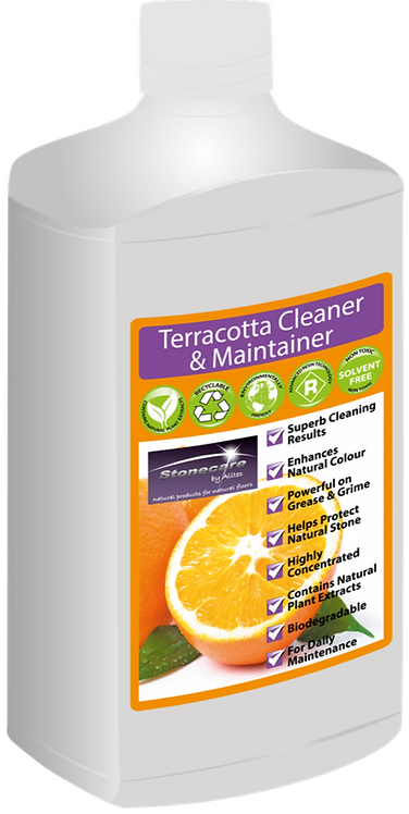 Terracotta Cleaner & Maintainer