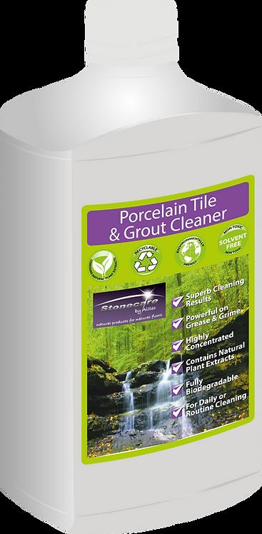 Porcelain Tile & Grout Cleaner