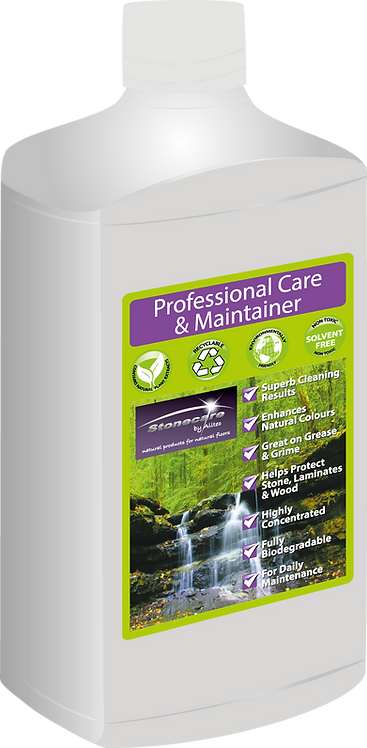 Professional Care & Maintainer