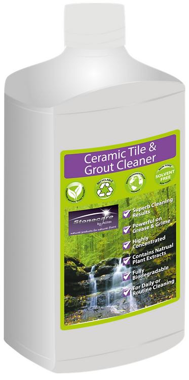 Ceramic Tile & Grout Cleaner