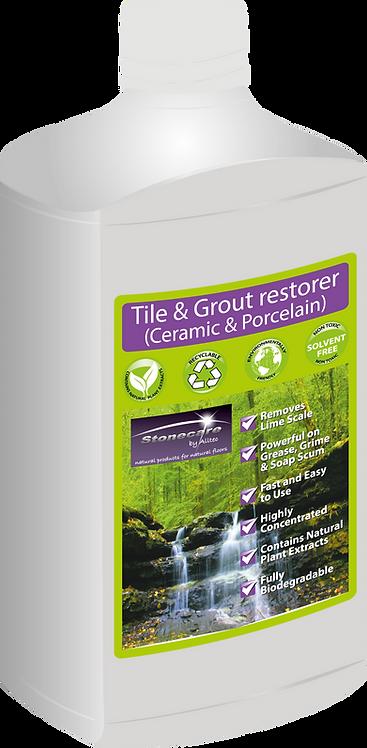 Tile & Grout Restorer