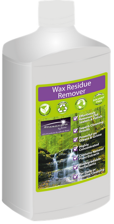 Wax Residue Remover