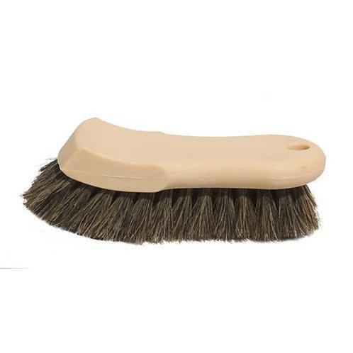 Hand Fit Horse Hair Brush