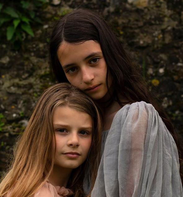 Sarah et son amie