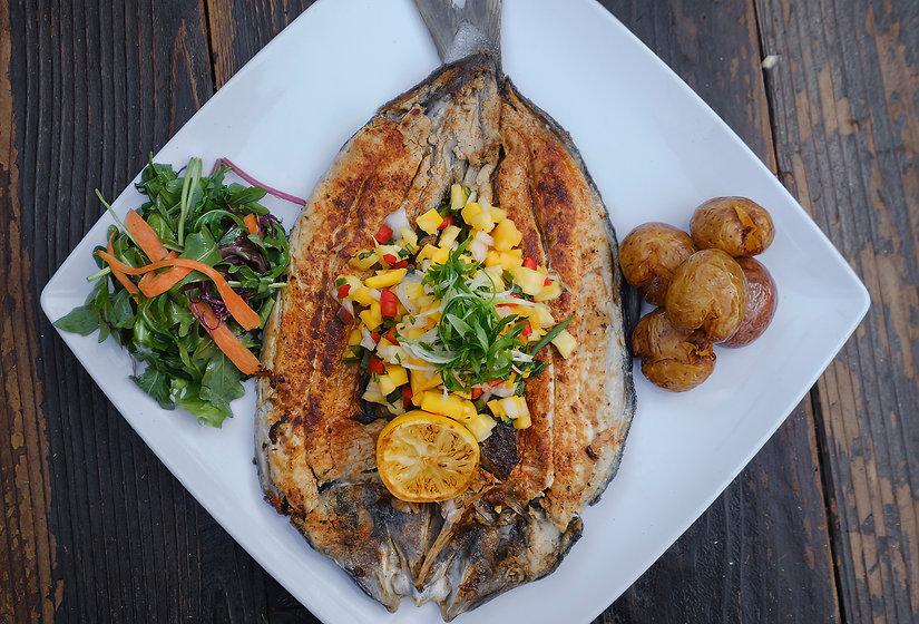 Island Fresh Cuisine in the Heart of Carmel by the Sea