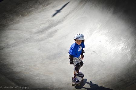 Venice Beach Skateboarders_Julian Starks