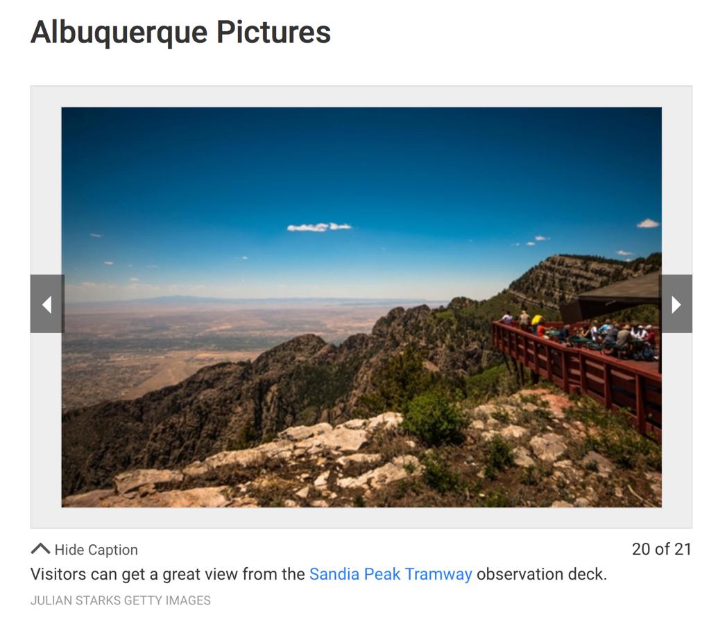 Albuquerque Balcony Photos