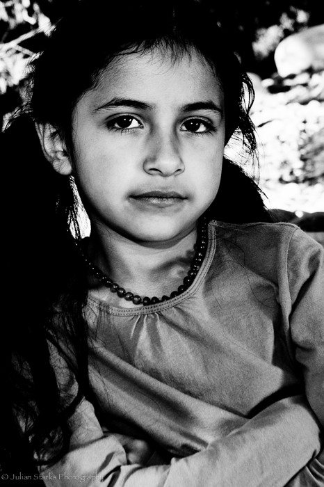 Save the Planet girl_Julian Starks Photo