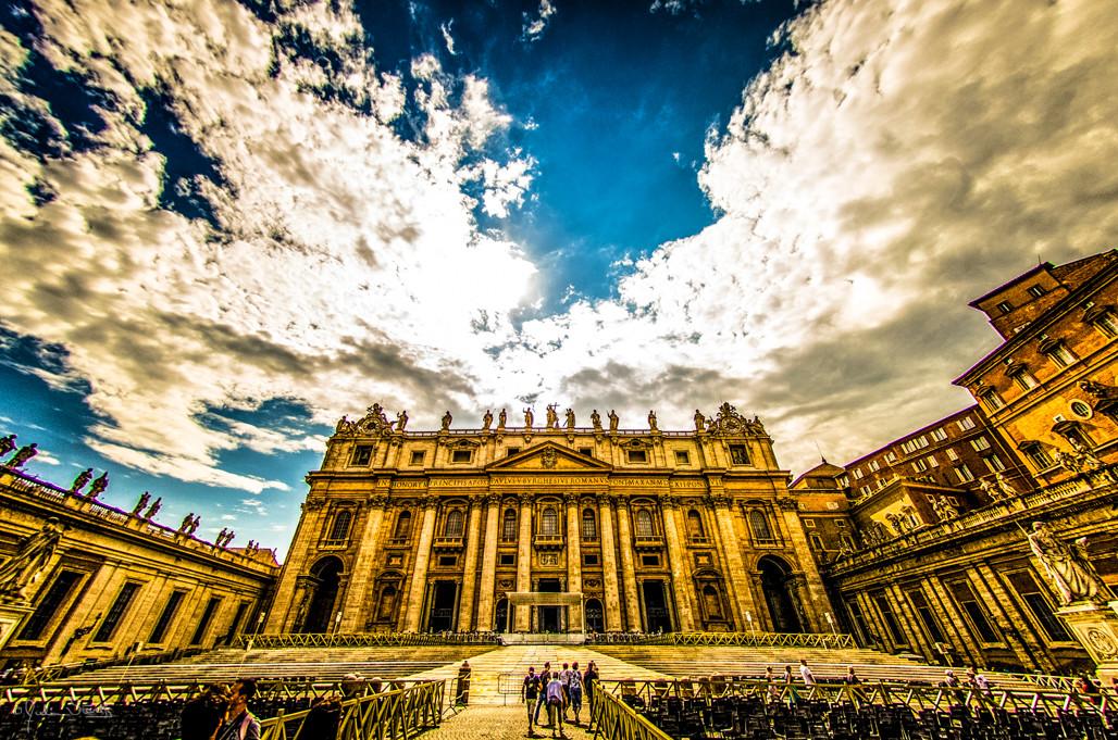 Vatican_Vatican City_Rome, Italy_Julian