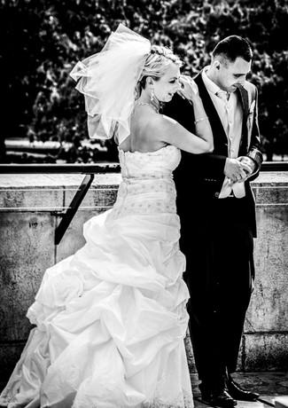 Paris Wedding Couple_Julian Starks Photo