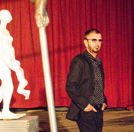 Ringo Starr at ArterNativeLight in Monac