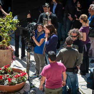 Movie Set in Sicily, Italy_Julian Starks