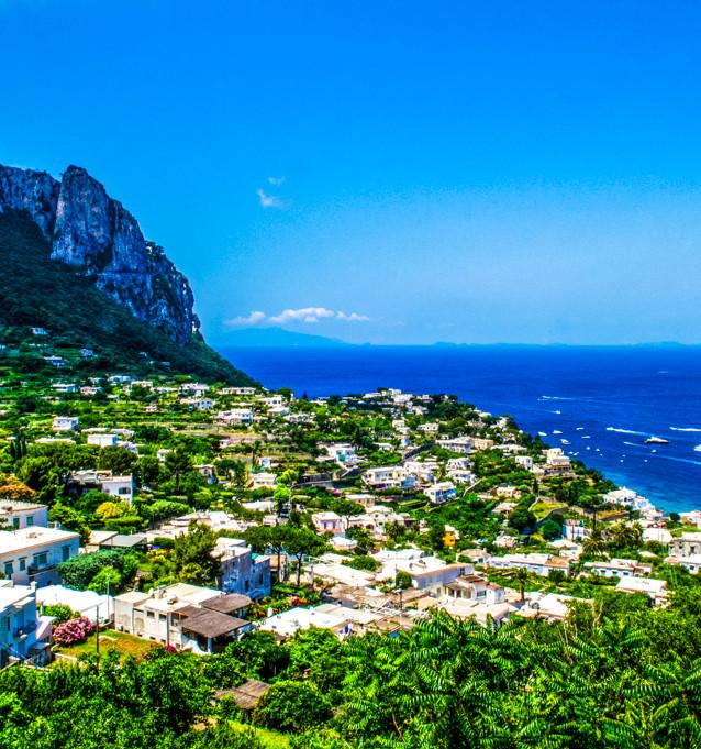 The Coast of Capri_Julian Starks Photogr