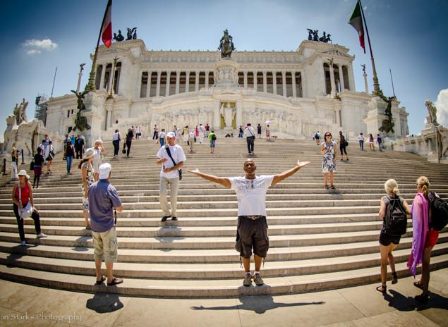 Vittoriano Museum_Rome, Italy_Julian Sta