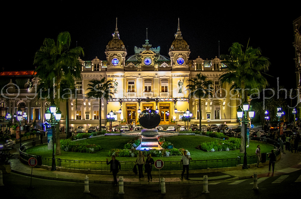 The Casino de Monte-Carlo_Monaco_Julian