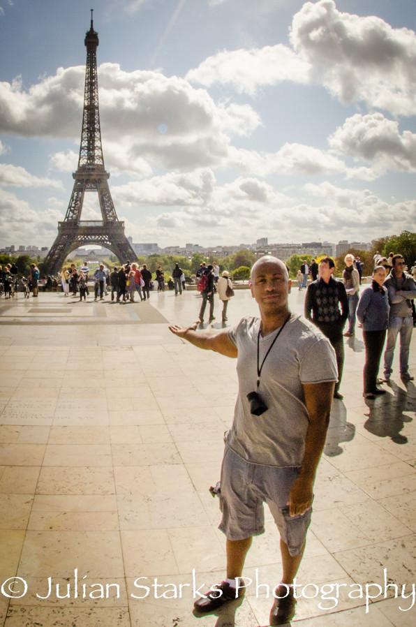 Eiffel Tower in Paris, France_Julian Sta