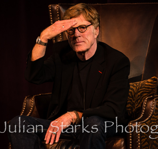 Robert Redford at AFME_Julian Starks Pho