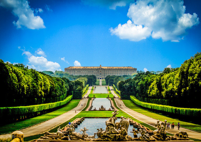The Royal Palace of Caserta_Caserta_Ital