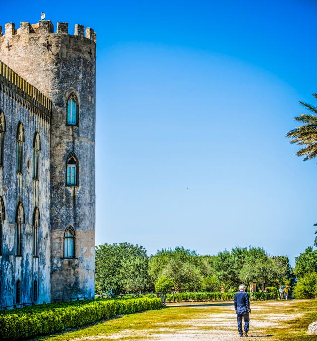 Castle Donnafugata_Regusa, Italy_Julian