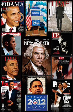 President Obame Tribute_Christmas Decora