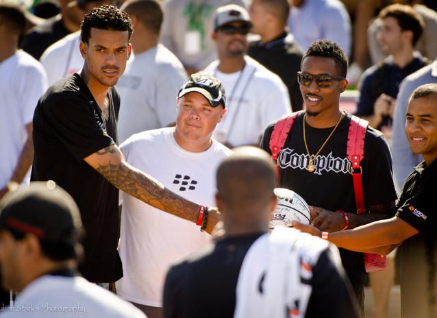 Matt Barnes_Venice Beach Basketball_Juli